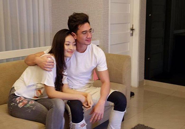 Keduanya kerap memamerkan pelukan. Foto: dok instagram