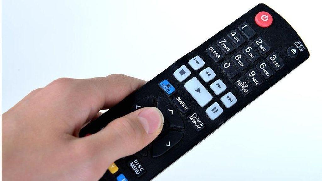 Mengulik Sejarah Unik Remote Control Televisi