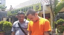 Begal Bertato Gondol Ponsel Wanita di SPBU Bandung