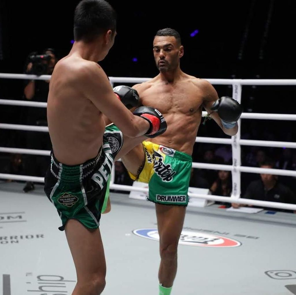 Duel Jagoan Muay Thai Panaskan ONE Championship Jakarta