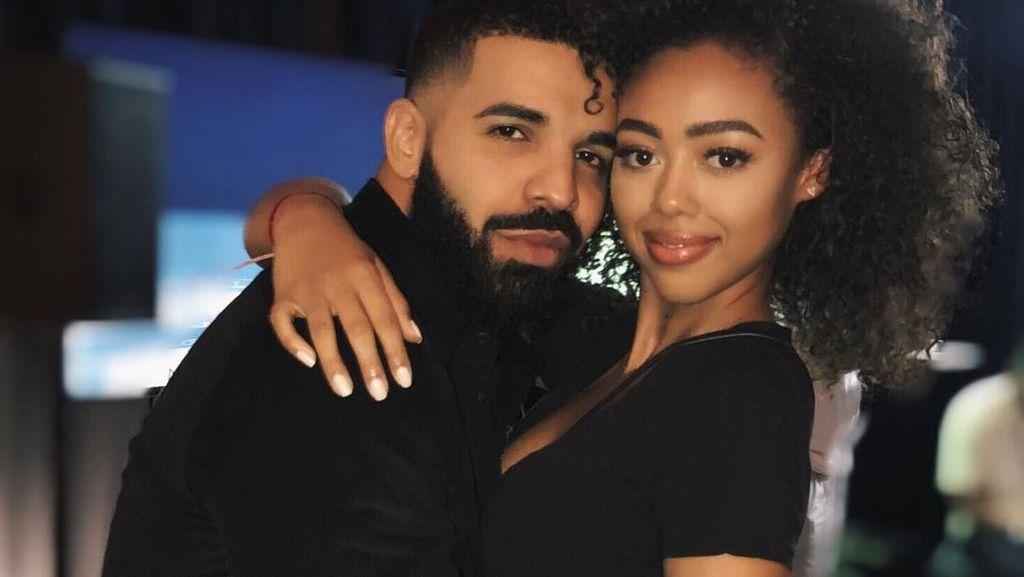 Ini Bella Harris, Gadis 18 Tahun yang Digosipkan Pacaran dengan Drake