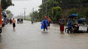 Terjangan Topan Mangkhut Tewaskan 5 Orang di Filipina dan Taiwan
