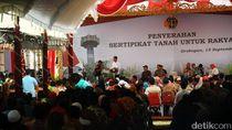 Di Grobogan, Jokowi Dipanggil Haji Jokowi