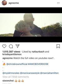 Siwon Kasih Tiga Jempol untuk Klip Mesra Agnez Mo dan Chris Brown