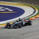 Hasil Kualifikasi GP Singapura: Hamilton Start Terdepan