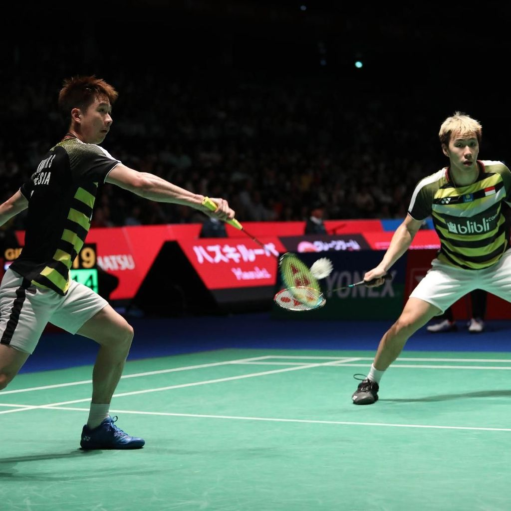 Marcus/Kevin Wujudkan Duel Indonesia di Semifinal, Gregoria Terus Melaju