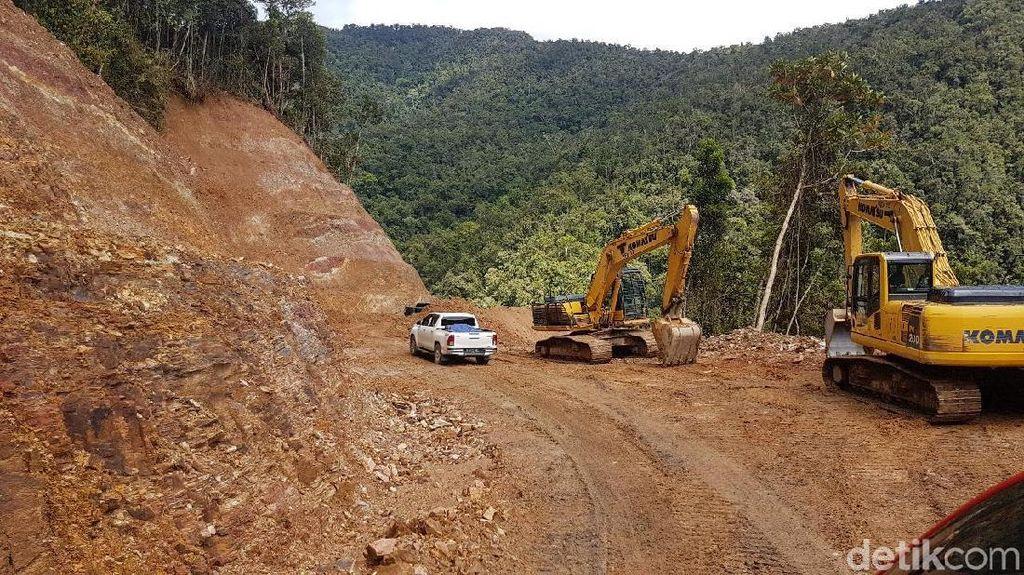 Jokowi Bakal Resmikan Jalan Trans Papua Jayapura-Wamena