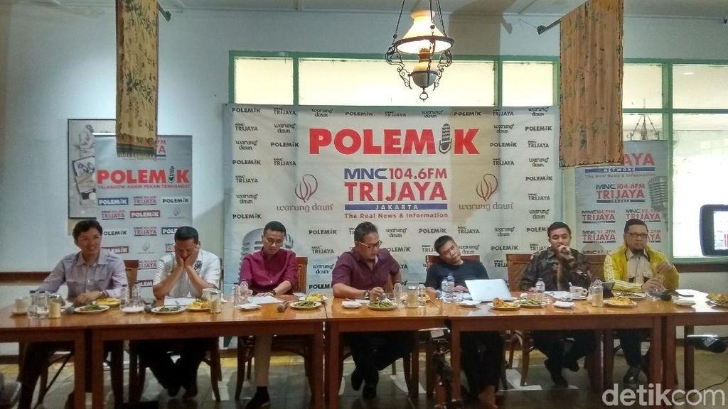 PKS: Di Medsos, Milenial Lebih Suka 2019GantiPresiden