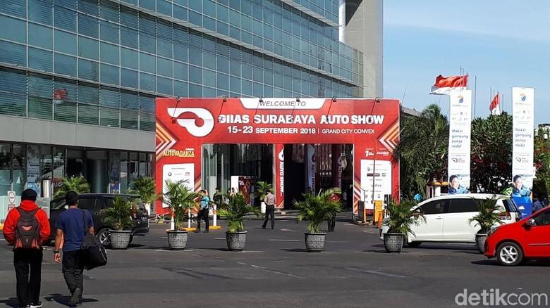 GIIAS Surabaya Foto: Zaenal Effendi