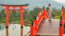 Potret Pemandian Air Panas Ala Jepang di Batu