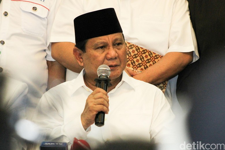 Gerindra: Coret Lirik Serang Jokowi, Itulah The Real Prabowo