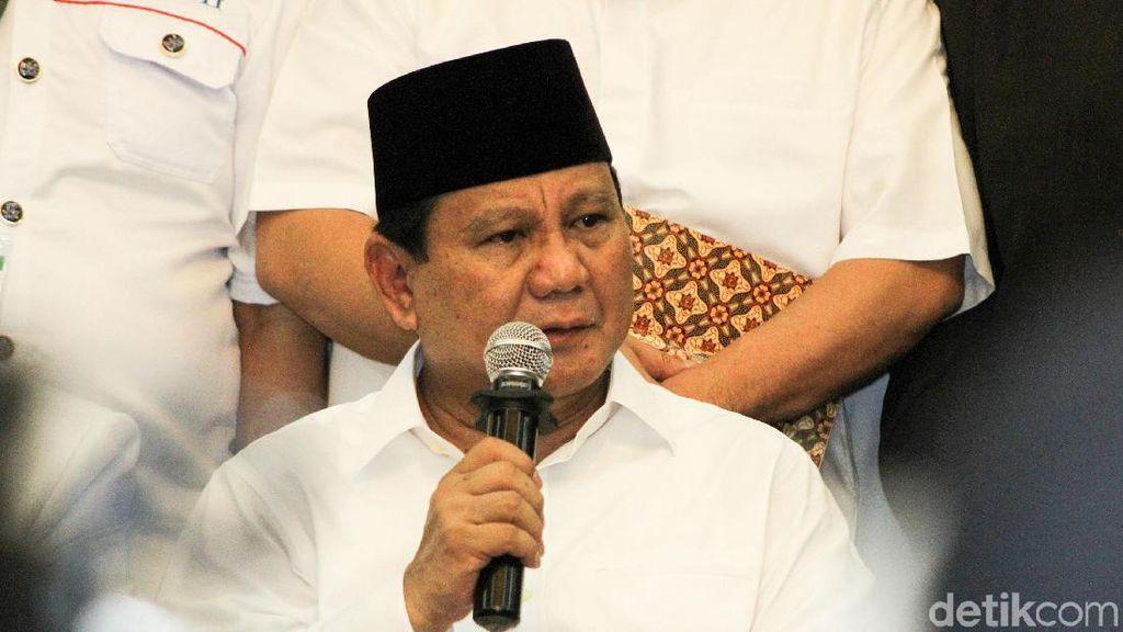 Usul M Taufik Jadi Wagub, Gerindra DKI Konsultasi ke Prabowo Besok