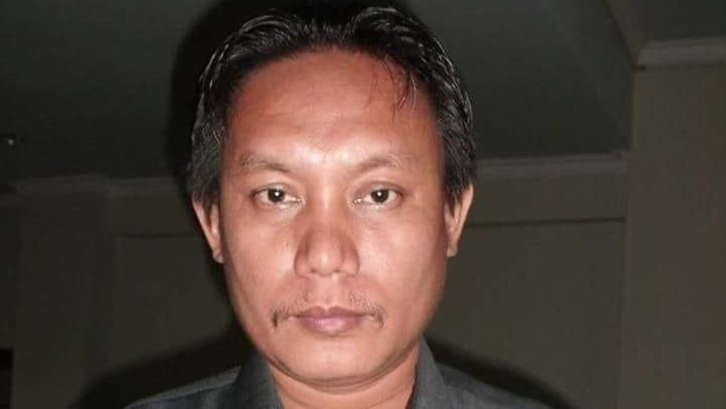 Meski Dipecat Golkar, Tersangka OTT Dana Gempa Lombok Tetap Nyaleg