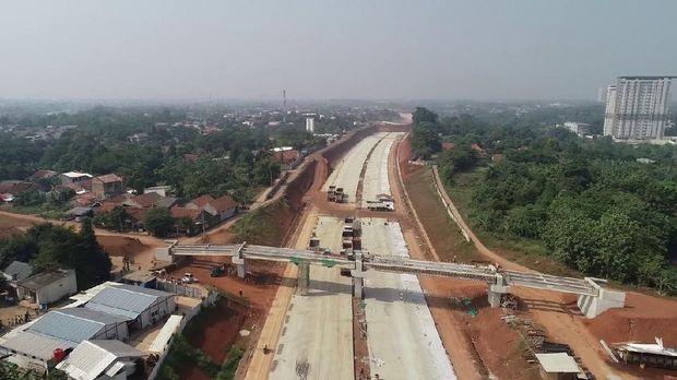 Tiga Ruas Jalan Tol JORR II Siap Beroperasi di 2019