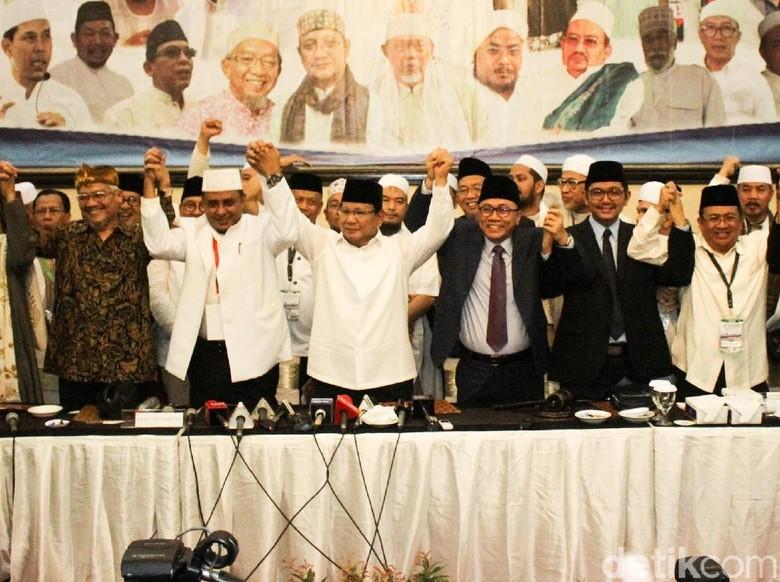 Soal Prabowo Tinju Meja, Usamah Hisyam Siap Bersumpah