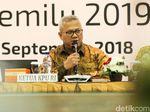 KPU Minta Parpol Patuhi Jadwal Laporan Dana Kampanye