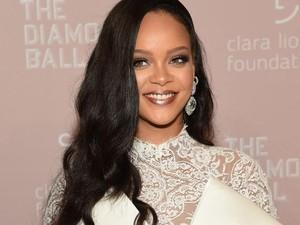Luncurkan Rumah Mode Bareng Grup Louis Vuitton, Rihanna Cetak Sejarah