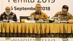 Video: Jokowi-Maruf & Prabowo-Sandi Sah Jadi Capres-Cawapres 2019