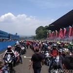Kesan Bikers Honda Setelah Mengaspal di Sirkuit Sentul