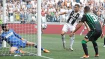 Hasil Liga Italia: Ronaldo Dua Gol, Juventus Kalahkan Sassuolo 2-1