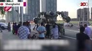Ada Transformers Berkeliaran di Jalanan Beijing