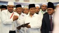 Riwayat Hubungan Prabowo dan PA 212