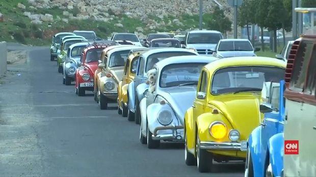 VW Beetle generasi pertama