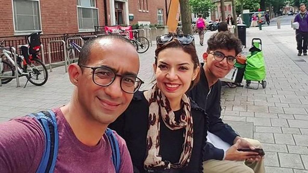 Jarang Terekspos, Begini Harmonisnya Keluarga Najwa Shihab