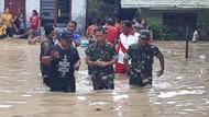 Medan Dikepung Banjir, 3 Kecamatan Kena Luapan Sungai Deli