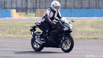 RC213 V-S Motor MotoGP Versi Jalan Raya