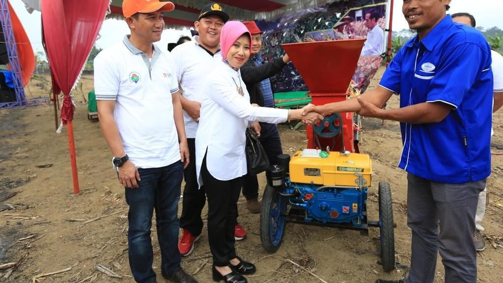 Lewat Prukades, Desa di Bengkulu Selatan Ini Bisa Jadi Lumbung Jagung