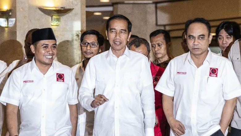 Projo: Jokowi Bakal Hadiri Deklarasi Dukungan dari Alumni UI
