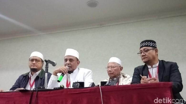 GNPF Ulama Ngaku Tak Minta Jabatan ke Prabowo-Sandi