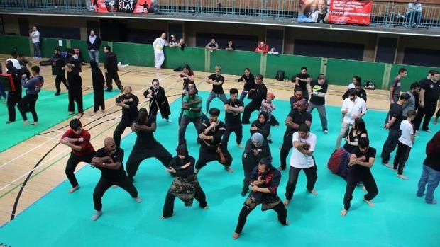 Kenalkan Budaya Indonesia, KBRI London Gelar Festival Pencak Silat