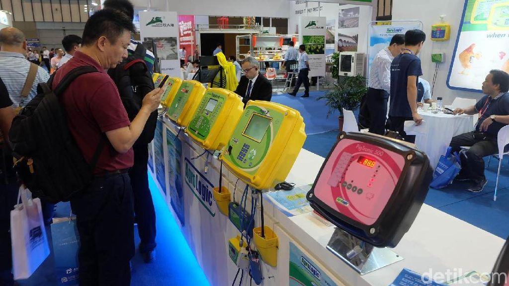 Beragam Teknologi Peternakan Dipamerkan di VIV China 2018