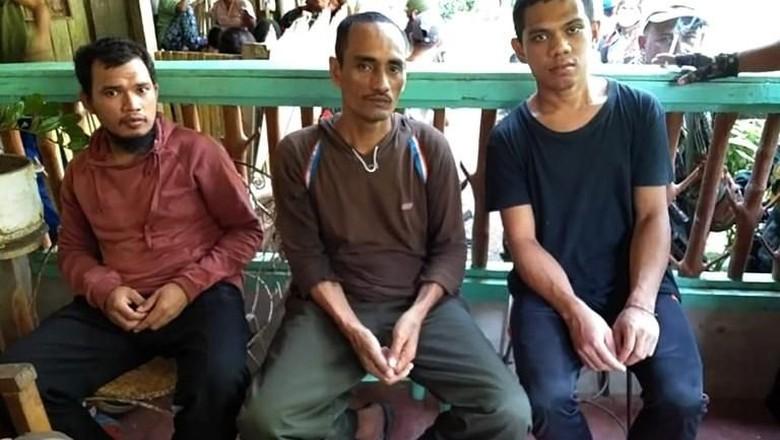 Ini 3 WNI yang Disandera dan Bebas dari Kelompok Bersenjata Filipina