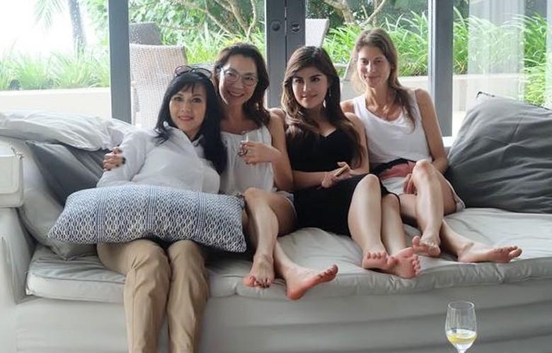 Disebut Astrid Leong, Dita Soedarjo Potret Nyata Crazy Rich Asians