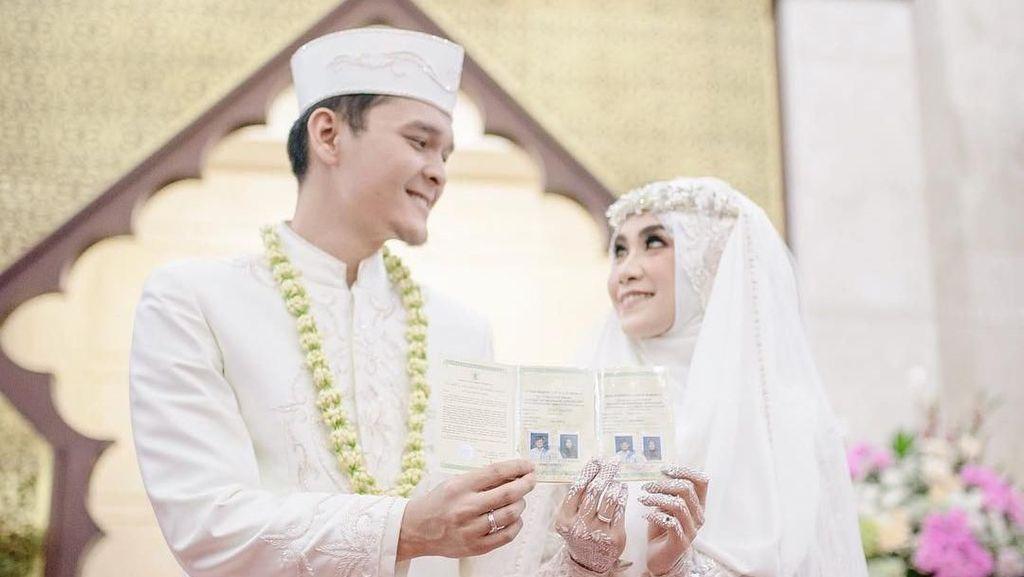Begini Bulan Madu ala Anisa Rahma dan Suami ke Korea
