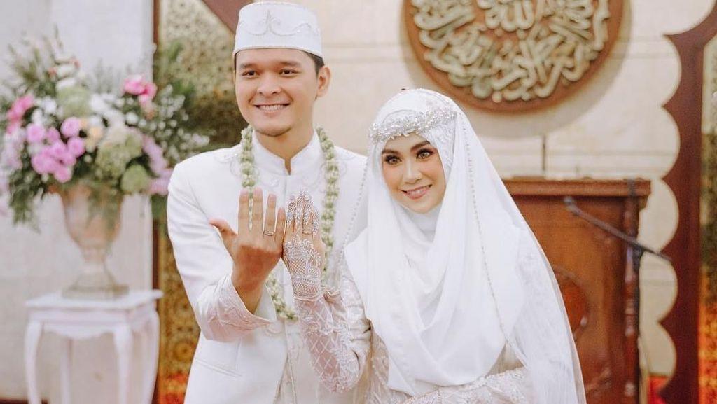 Usai Nikah, Anisa Rahma Tulis Kata-kata Romantis untuk Suami