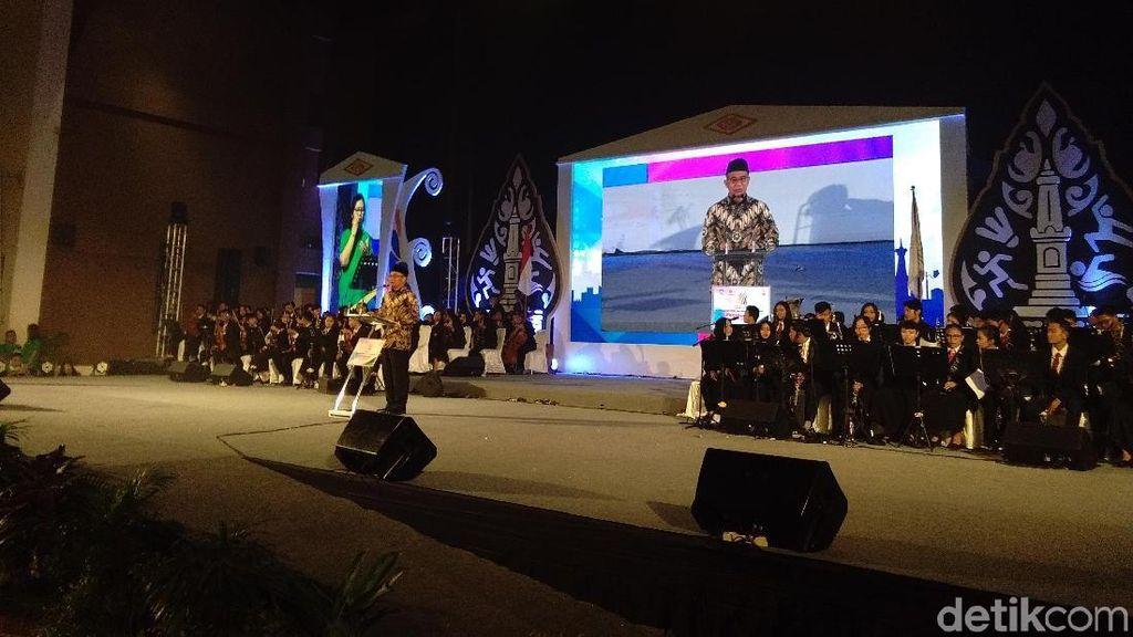 Ribuan Siswa se-Indonesia Beraksi dalam Olimpiade Olahraga di Yogya