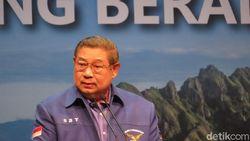 PD Tanggapi Hanura: SBY Tak Sembunyi tapi Tepuk Dada di Hadapan Lawan