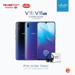 Sambil Belanja Harian, Yuk Pre-Order Vivo V11 dan V11 Pro di Sini!