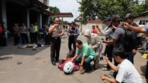Ratusan Warga Bojonegoro Siap Bantu Korban Kecelakaan Lalu Lintas