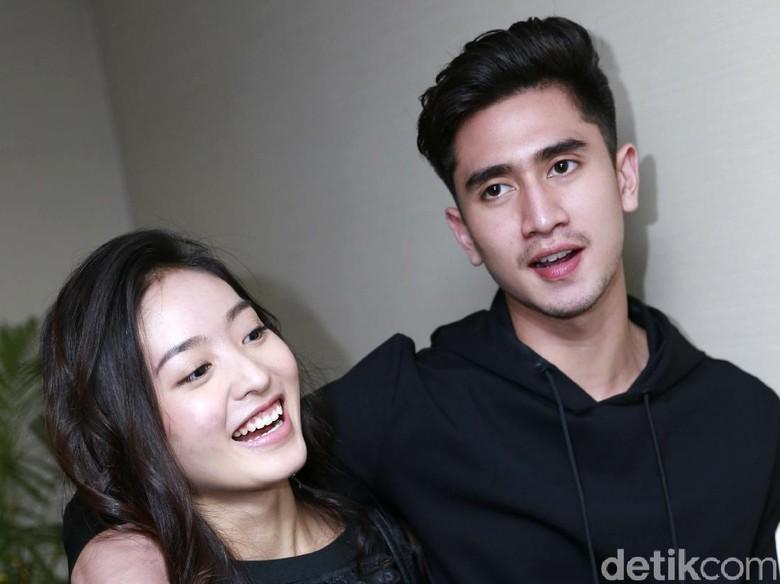 Romantis Terus! Natasha Wilona Akui Jarang Berantem dengan Verrell