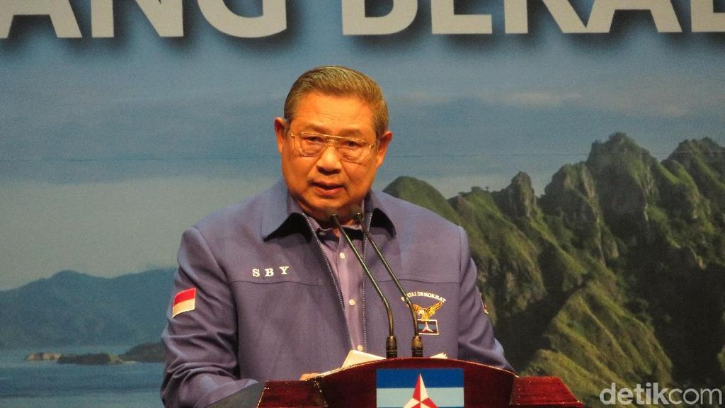 SBY Bicara Selamatkan Rupiah dengan Naikkan Harga BBM