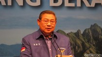 SBY Pidato Refleksi Akhir Tahun Malam Ini, Bicara Koalisi dengan Jokowi?