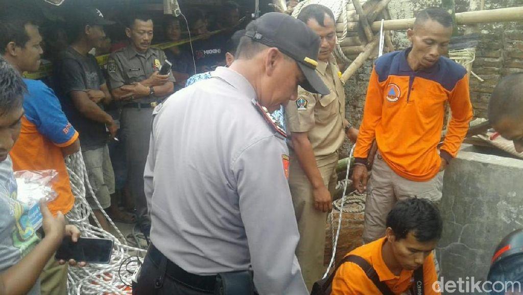 Hirup Asap Mesin Diesel, Seorang Penggali Sumur di Blitar Tewas