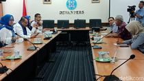 Sekjen Demokrat Sambangi Dewan Pers Adukan Asia Sentinel