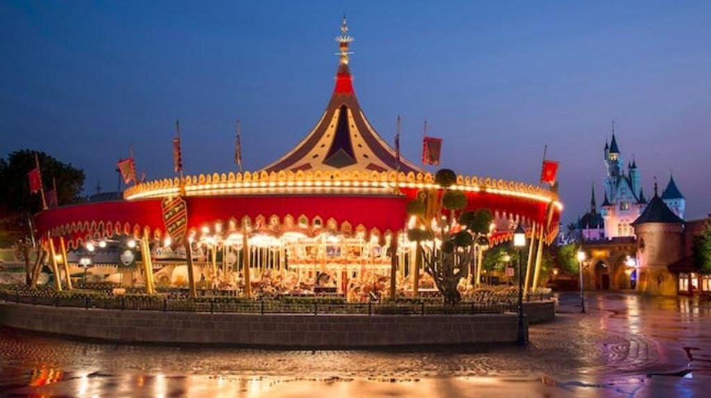 Dampak Topan Mangkhut, Hong Kong Disneyland Tutup Sementara