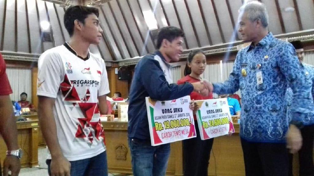 Atlet Asian Para Games Dapat Uang Saku dari Pemprov Jateng